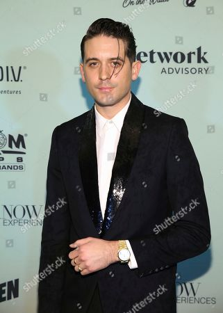 G-Eazy attends the Bootsy On the Water at the Miami Seaquarium, in Miami, FL