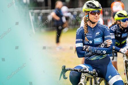 Editorial picture of 2020 Cadel Evans Great Ocean Road Race - Women's Road Race. Geelong, Australia - 01 Feb 2020
