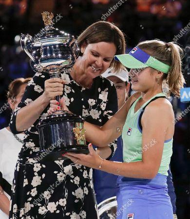 Editorial photo of Australian Open Tennis, Melbourne, Australia - 01 Feb 2020