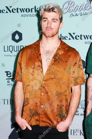 Andrew Taggart of the Chainsmokers