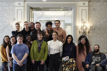 Editorial photo of BAFTA Film: The Sessions - Crew Roundtables, The Savoy, London, UK - 01 Feb 2020