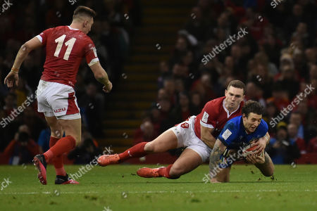 Editorial picture of Wales Six Nations Rugby, Cardiff, United Kingdom - 01 Feb 2020