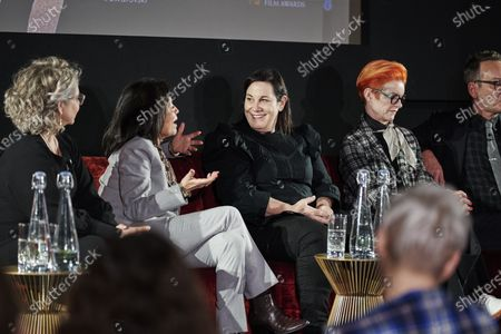 Mayes C. Rubeo, Jany Temime, Arianne Phillips, Sandy Powell and Christopher Peterson