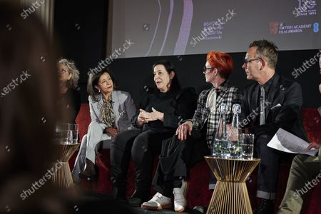 Mayes C. Rubeo, Jany Temime, Arianne Phillips, Sandy Powell, Christopher Peterson