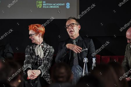Stock Image of Sandy Powell, Christopher Peterson and Ian Haydn Smith