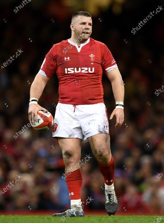 Rob Evans of Wales.