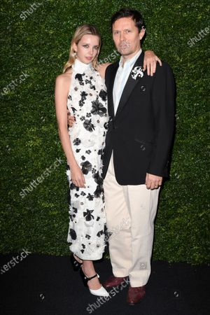 Editorial photo of The Charles Finch & Chanel Pre-BAFTAs Dinner, Loulou's, London, UK - 01 Feb 2020