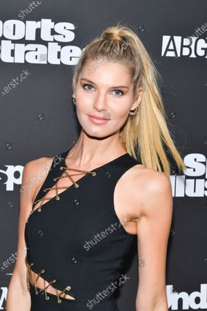 Editorial picture of Sports Illustrated Super Bowl LIV Party, Arrivals, The Fontainebleau, Miami, USA - 01 Feb 2020