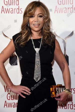 Stock Picture of Sunny Hostin