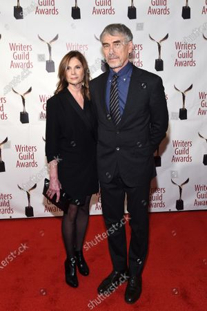 Susan Gilroy and Tony Gilroy