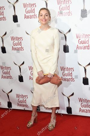 Editorial photo of 72nd Annual Writers Guild Awards, Arrivals, Edison Ballroom, New York, USA - 01 Feb 2020