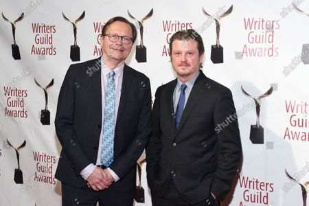 Lowell Peterson and Beau Willimon