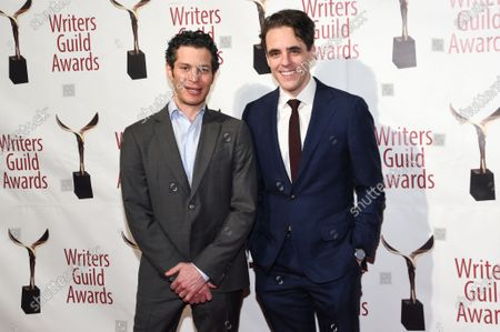 Thomas Kail and Steven Levenson