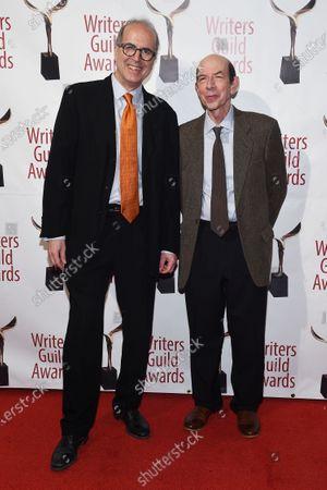 Oren Rudavsky and Robert Seidman