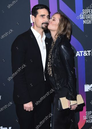 Editorial image of AT&T Super Saturday Night Concert, Arrivals, Miami, USA - 01 Feb 2020