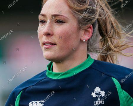 Editorial picture of Ireland Women's Captain's Run, Energia Park, Donnybrook, Co. Dublin - 01 Feb 2020
