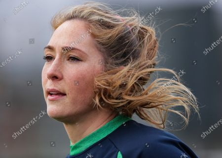 Editorial image of Ireland Women's Captain's Run, Energia Park, Donnybrook, Co. Dublin - 01 Feb 2020