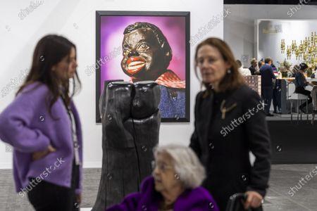 Editorial picture of Artgeneve art show in Geneva, Switzerland - 01 Feb 2020