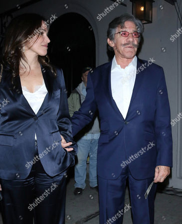 Editorial image of Geraldo Rivera out and about, Los Angeles, USA - 31 Jan 2020