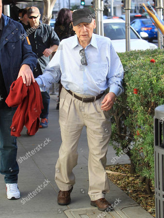 Stock Picture of Mel Brooks