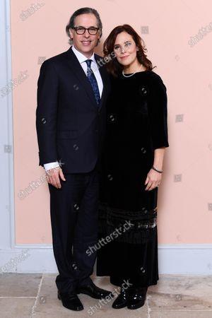 Rodrigo Prieto and Monica Prieto