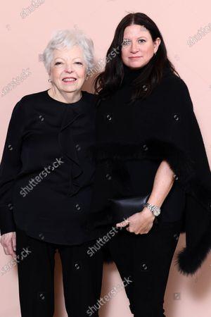 Thelma Schoonmaker and Emma Tillinger Koskoff