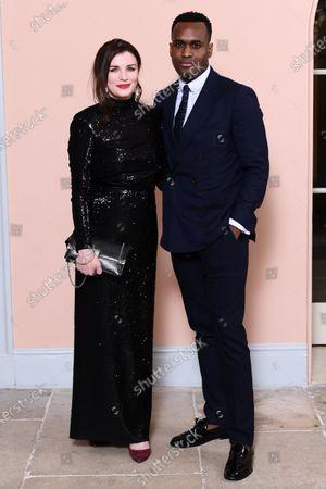 Aisling Bea and Kadiff Kirwan