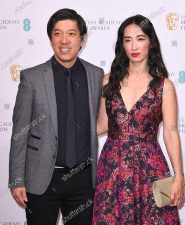 Dan Lin and guest