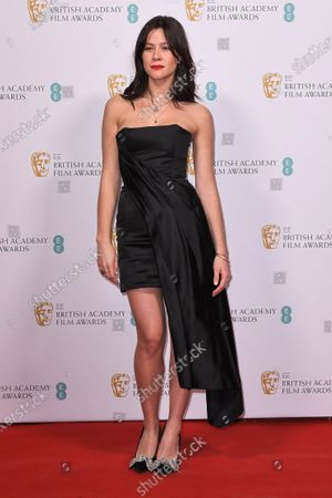 Editorial image of 73rd BAFTA British Academy Film Awards, Nominees Party, Arrivals, Kensington Palace, London, UK - 01 Feb 2020