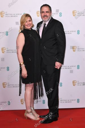 Editorial photo of 73rd BAFTA British Academy Film Awards, Nominees Party, Arrivals, Kensington Palace, London, UK - 01 Feb 2020