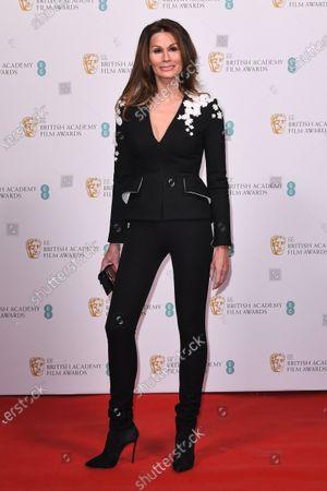 Editorial photo of 73rd BAFTA British Academy Film Awards, Nominees Party, Arrivals, Kensington Palace, London, UK - 01 Feb 2020
