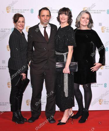 Stock Image of Kate Byers, Mark Jenkin, Anna Foster and Linn Waite