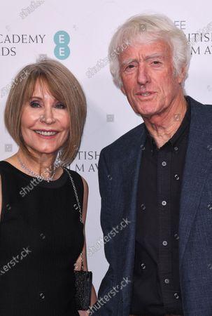 Roger Deakins and Isabella James Purefoy Ellis