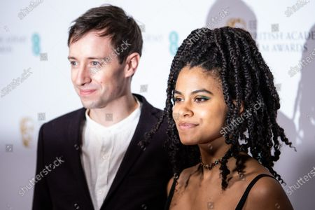 David Rysdahl and Zazie Beetz