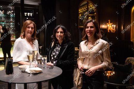 Editorial picture of 73rd British Academy Film Awards, Fellowship Lunch, The Savoy, London, UK - 01 Feb 2020