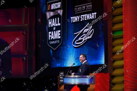 Editorial photo of NASCAR Hall of Fame Auto Racing - 31 Jan 2020