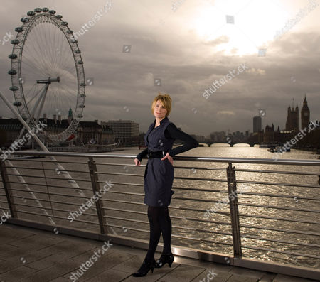 Stock Image of Sally Bercow