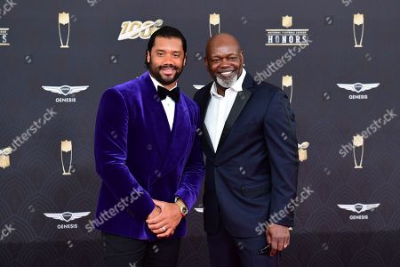 Editorial image of 9th Annual NFL Honors, Miami, USA - 01 Feb 2020