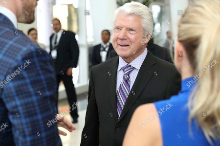 Jimmy Johnson attends the 9th Annual NFL Honors at the Adrienne Arsht Center, in Miami