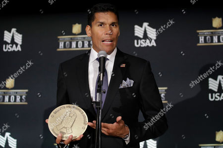 Editorial picture of NFL Honors Football, Miami, USA - 01 Feb 2020