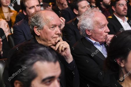 Luc Dardenne and Jean-Pierre Dardenne