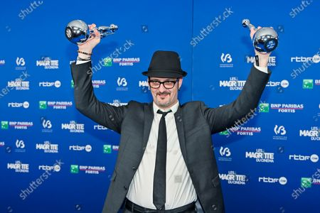 Editorial image of 10th Magritte Awards, Brussels, Belgium - 01 Feb 2020