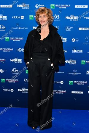 Editorial photo of 10th Magritte Awards, Brussels, Belgium - 01 Feb 2020