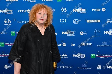 Editorial picture of 10th Magritte Awards, Brussels, Belgium - 01 Feb 2020