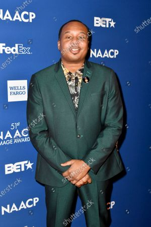 Stock Picture of Roy Wood Jr...