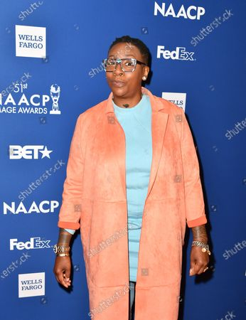 Editorial photo of 51st NAACP Image Awards Nominees Luncheon, W Hollywood Hotel, Los Angeles, USA - 01 Feb 2020