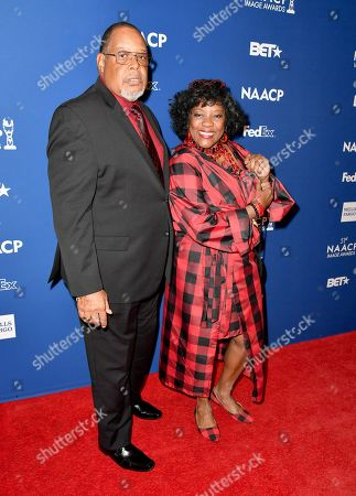 Glenn Marshall and Loretta Devine attend the 51st NAACP Image Awards Nominees Luncheon at the W Hollywood on Saturday February 1, 2020 in Hollywood, CA