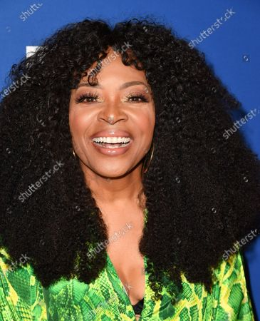Editorial picture of 51st NAACP Image Awards Nominees Luncheon, W Hollywood Hotel, Los Angeles, USA - 01 Feb 2020