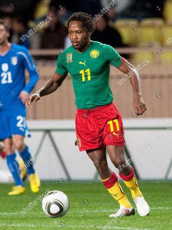 Jean II Makoun of Cameroon