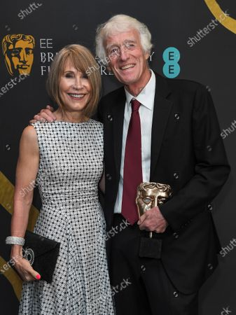 Stock Picture of Isabella James Purefoy Ellis and Roger Deakins